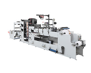HSS - 570G three layer logistics sheet printing machine